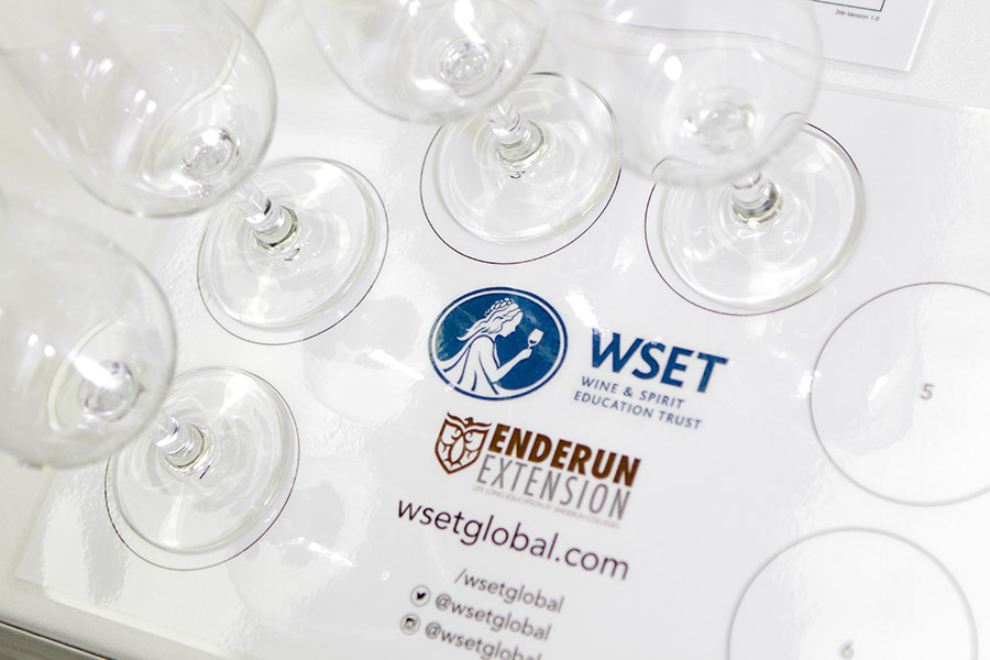 We Attended a WSET Masterclass, and it Gave Us Pin Envy